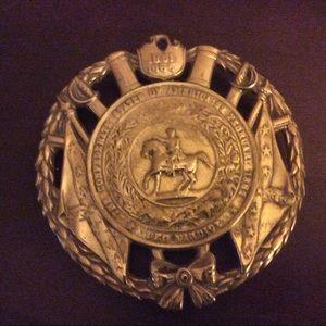 Brass CSA Trivet